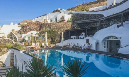 【サントリーニ島】ペリヴォラスに宿泊 エーゲ海で本当のホスピタリティを知る