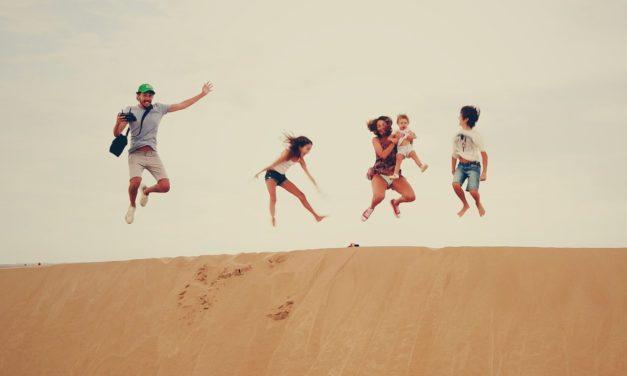 簡単に素敵な家族旅行動画を作ろう【誰にでもできる7つの撮影ティップス】